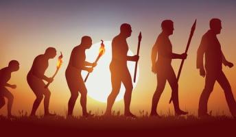 進化論「ヒトはサルから進化したやで」ワイ「ヒトとサルの中間版はどこいったんや」