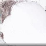 『氷河の流れるスピードが驚異的に加速中』の画像