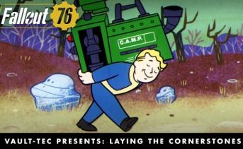 『Fallout 76』Vault-Tec社によるクラフトと建築要素の紹介映像が公開