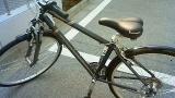 自転車買った日にパクられてワロタwww