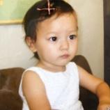 『[イコラブ] なーたんも舞香ちゃんも 赤ちゃんの頃から天才的にカワイイ…』の画像