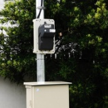 『続! 週末住宅建築日記 その7 電気引き込み完了』の画像