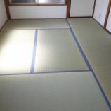 『当店歩いてすぐの賃貸マンションの畳の新調入替え〜』の画像