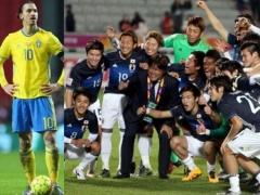 U23日本代表がイブラヒモビッチと対戦へ!スウェーデン指揮官が招集を示唆!