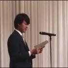 『幼馴染の結婚式のスピーチでも『西尾醤油店』をPRしてくれています^^;』の画像