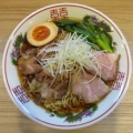 くじら食堂 bazar@三鷹 「醤油、特製醤油」