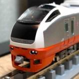 『グリーンマックス E653系フレッシュひたち(オレンジ) 入線』の画像