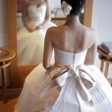 『オーダーメイドのドレスで結婚式』の画像