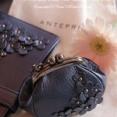 【キャッシュレス】可愛いお財布でスマート化!この薄さで十分でした♪
