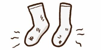 単身赴任中なんだが、明日履いていく靴下がもうねぇじゃねーかよ…