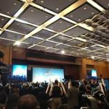 『林鄭月娥(キャリー・ラム)氏、行政長官選挙に向けた決起集会を開催』の画像