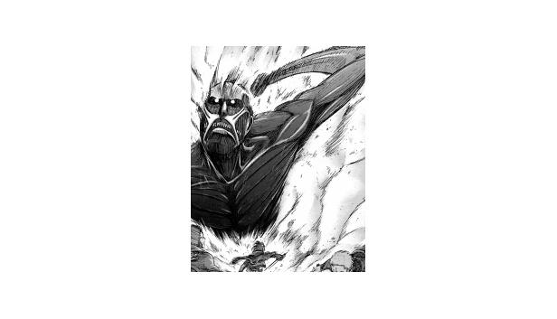 【超大型巨人 対 人間】はもう描かれない!?