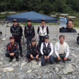 『【仁淀川友釣り日記 その18】うちらの鮎釣り大会』の画像