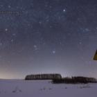 『さじアストロパーク星景写真コンテスト3席』の画像
