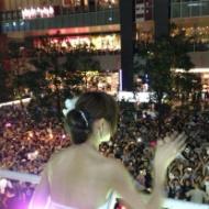 AKB 篠田卒業パレードに10万人が参加!??【画像あり】 アイドルファンマスター
