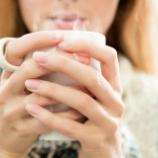 『一杯のお茶と緑内障予防』の画像