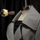 『店頭新作 ダブルフレアーSTコート L-Grayをご紹介いたします。』の画像