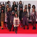 『【乃木坂46】『ANNA SUI MAG.』にてANNA SUI ファッションショーの様子を特別公開!!!』の画像