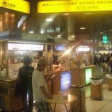 『大阪・阪神スナックパークの光景をちょっと紹介』の画像