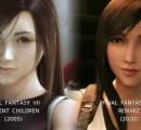 【悲報】FF7リメイクのティファさんの顔、15年前から大幅劣化