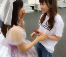 『HKT48指原莉乃「まーちゃんがこっちに走ってきて夢かと思った」』の画像