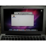 『MacBookAir リカバリー作業』の画像