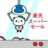 『楽天スーパーセール【2021年3月4日~11日】エントリー&クーポンまとめ』の画像