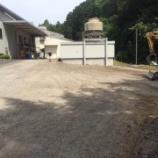 『駐車場整備』の画像