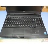 『NEC製ノートパソコン ハードディスク交換修理』の画像