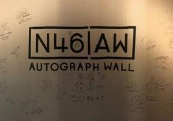 【豪華】だいたいぜんぶ展のこの壁、乃木メンの性格が出てるよなwww【乃木坂46】