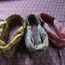 インド綿のあづま袋