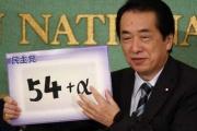 自民党・谷垣総裁「菅首相続投はおかしい」