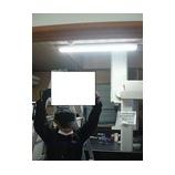 『LED照明 鋳造検査 仕上』の画像