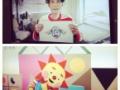 """【放送事故】Eテレの子供向け番組で楳図かずおさんが""""びっくり顔""""の描き方を指導"""
