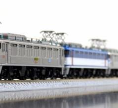 TOMIX EF81-300(2次形)の整備完了