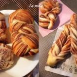 『あんこ食パンとカンパーニュ』の画像