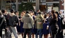 「乃木坂どこへ」の収録現場が目撃される!