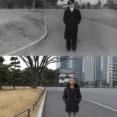 外国人「終戦後の東京にいた祖父と同じ場所に行ってみた!」