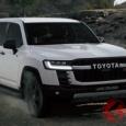 【画像】トヨタ、ランクル300発売。 #新型 #ランクル