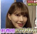 総額700万円の整形美女アイドル
