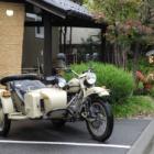 『ロシアのバイク『URAL』』の画像