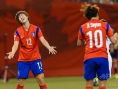女子W杯で韓国だけがアジア勢で1勝もできていない件