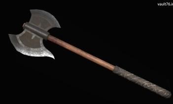 グロッグナックの斧(Grognak's axe)