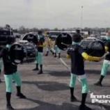 『【WGI】ドラム大会ロット! 2019年モナーク・インデペンデント『イン・ザ・ロット』大会本番前動画です!』の画像