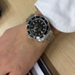 先輩社員が新人に説教 「顧客の信用に影響あるからせめて30万超える腕時計はつけてくれないと困る」