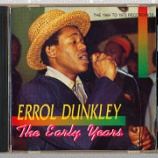『Errol Dunkley「The Early Years: The 1964 To 1973 Recordings」』の画像