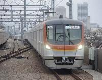 『東京地下鉄17000系がやってきた』の画像
