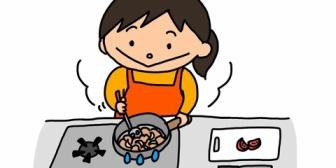 【メシマズ嫁】賞味期限が数年過ぎた惣菜を調理してたんだが…