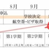 『10月出発(7月末締切)日本語教師アシスタント募集』の画像