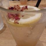 『SUMMER限定「フラワーレモネード」~【BARBARA GOOD SWEETS TABLE (バルバラ グッド スイーツ テーブル)】@西宮ガーデンズ』の画像